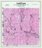 Fish Lake Township, Stark, Chisago County 1888